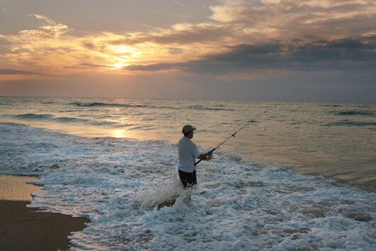 Topsail island fishing reports for Surf city nc fishing report